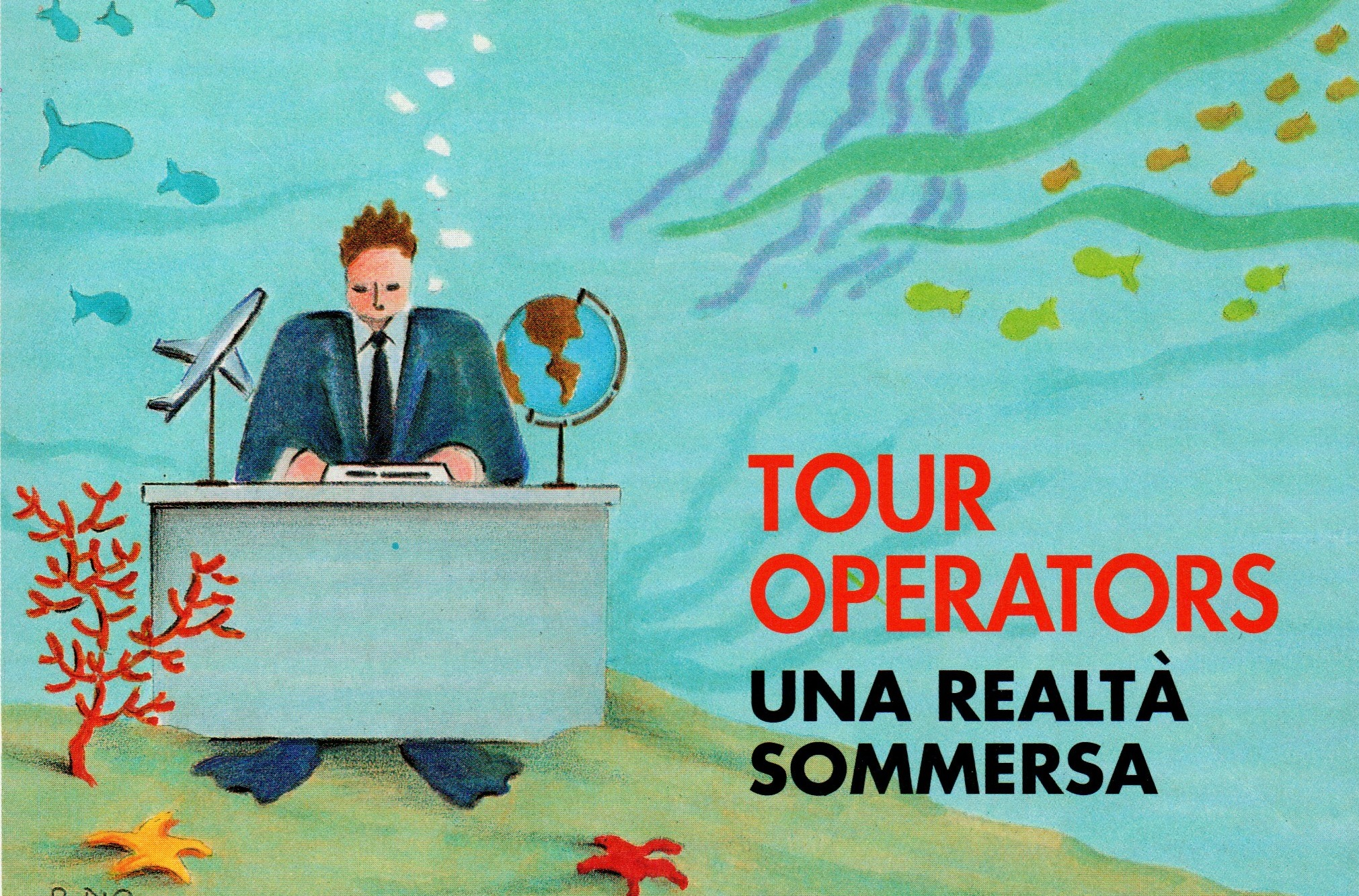 AVINEWS 348-9: CHI SONO I TOUR OPERATOR