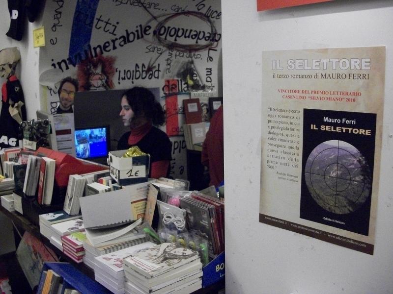 """RIFLESSIONE SUI SEGRETI DELL'ESSERE: LEIT-MOTIV DELLA PRESENTAZIONE DEL ROMANZO """"IL SELETTORE"""""""