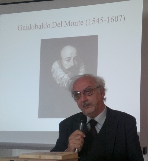 TANTI GIOVANI E GRANDE ATTENZIONE PER IL CONVEGNO SU GUIDOBALDO DEL MONTE E GALILEO
