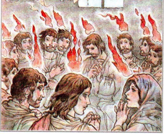 RIFLESSIONI DI PENTECOSTE